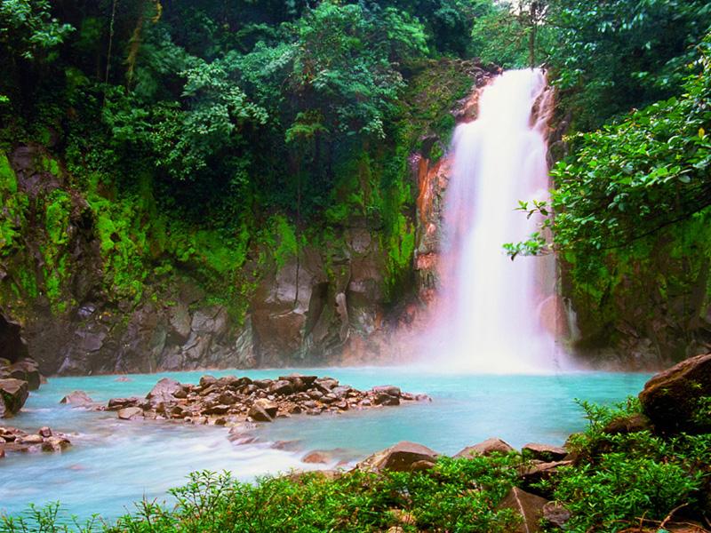 Aventura na Costa Rica: Tirolesa em Montezuma