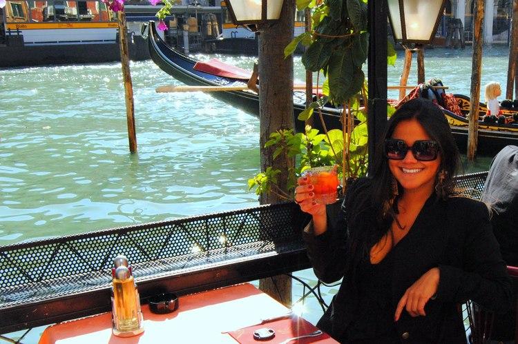 Rapidinhas – Reencontro em Veneza