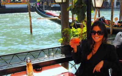 Comer e beber em Veneza