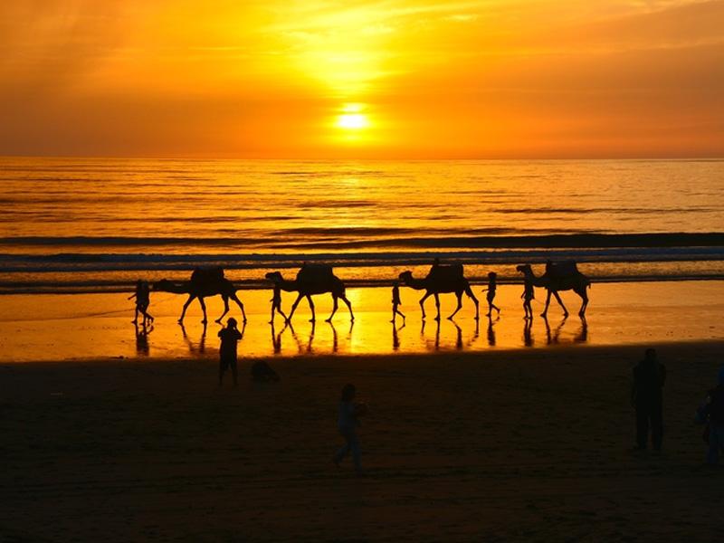 O Marrocos é lindo demais