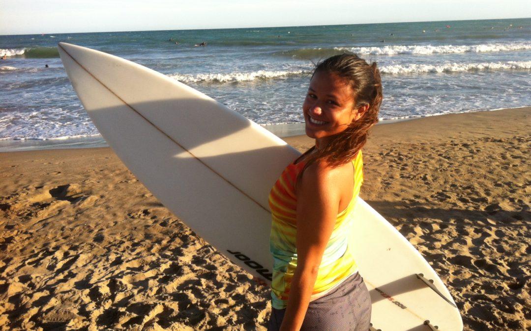 Rapidinhas: Viajar sozinha – surf na Galícia